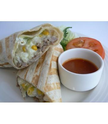 Burrito Chilango